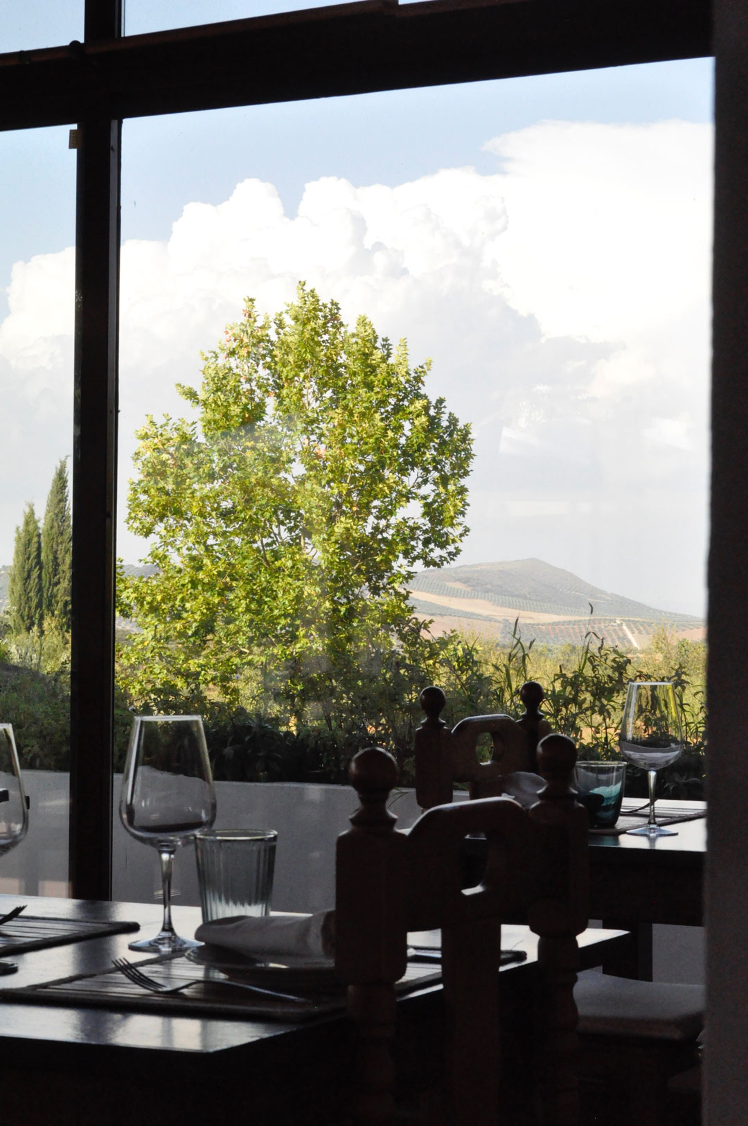 Vistas restaurante